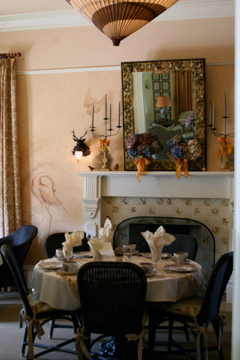 French La Vie Autumn Decor At The Tallman