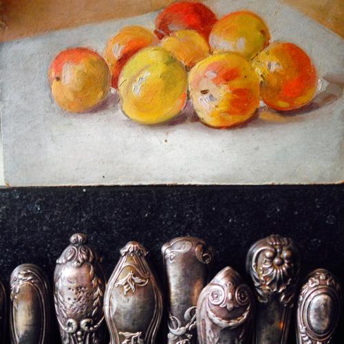 Apricots, French la Vie, Corey Amaro