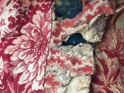 French quilt, boutis, textiles, corey amaro, French la vie