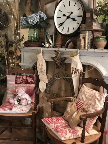 Brocante, french la vie, Private home visits