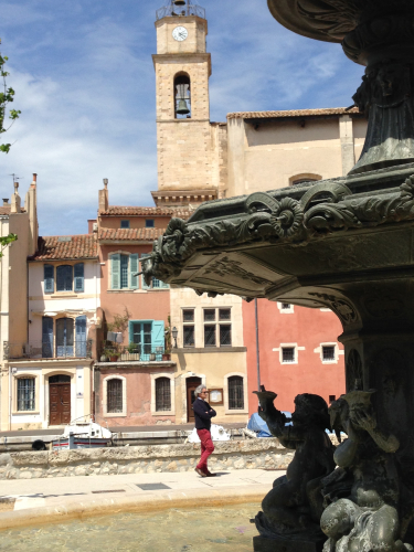 Experience Provence first hand