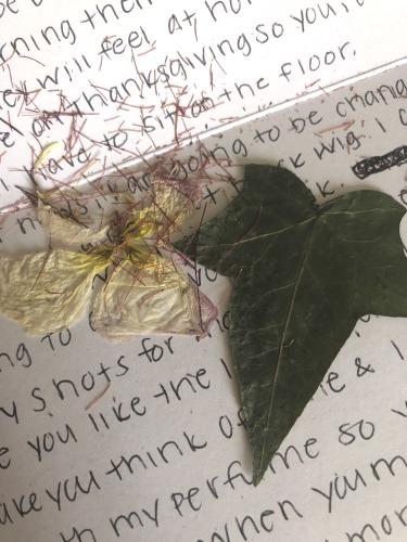 letter fun love