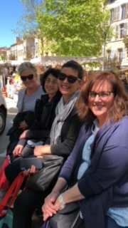 Another Wonderful Day with the French la Vie in Aix in Provence