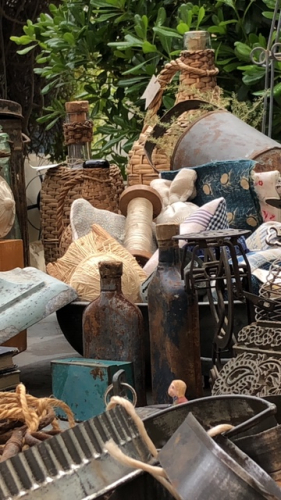 French la Vie, Brocante, Jennifer, Provence