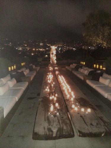 LA rooftop park