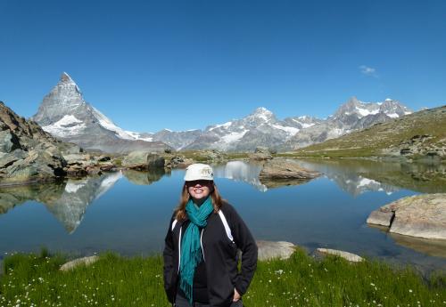 Susan May Zermatt