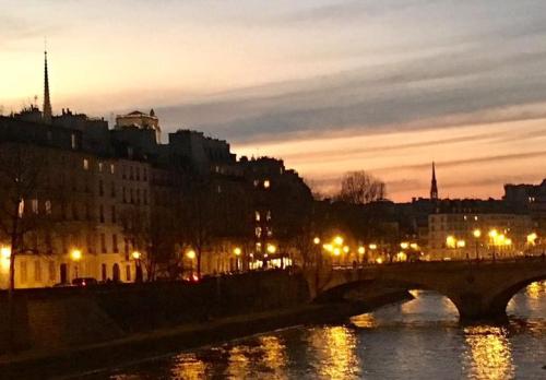 Paris Robin and Donn