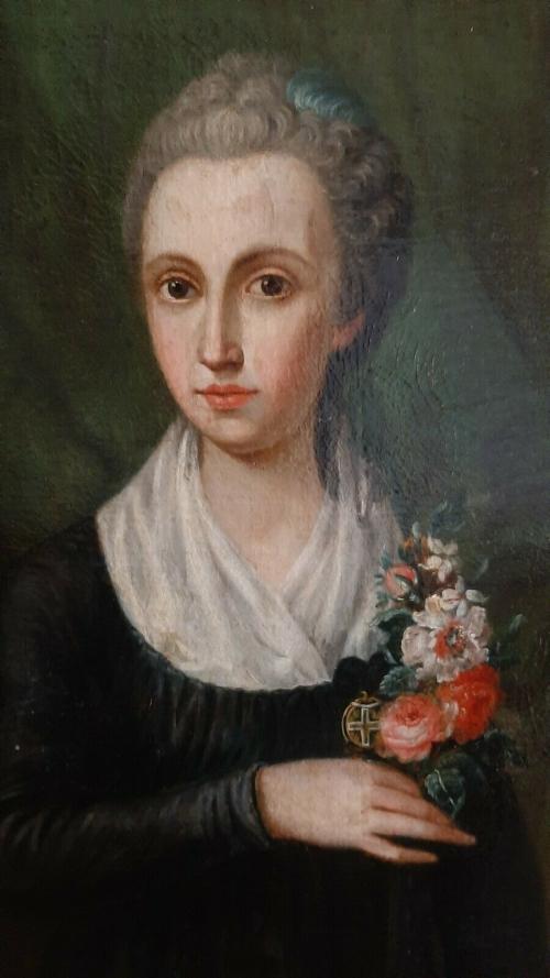 Portrait ancienne