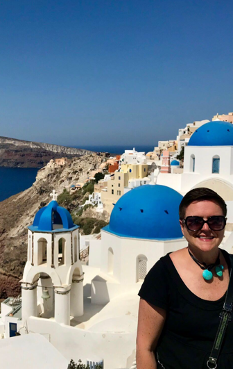 sarah Webb Greece