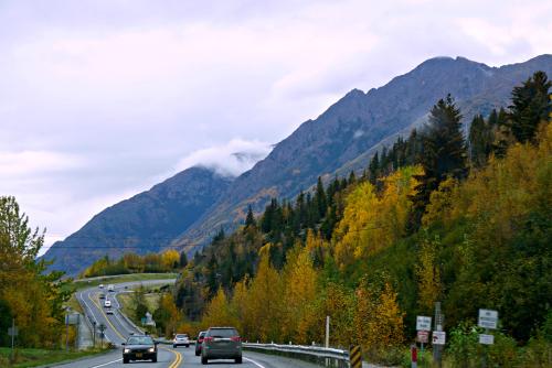 Anchorage Alaska, Susan May