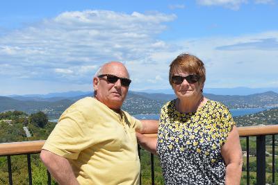Barbara and Frank 1