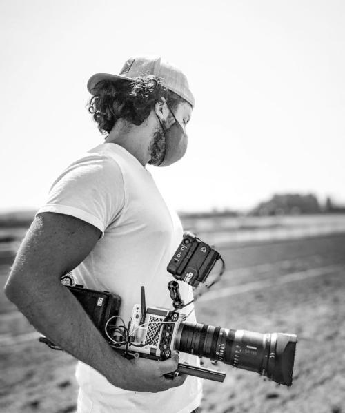 sacha RB cameraman, production company, godspeed