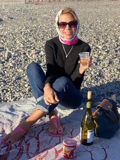Ella in Nice