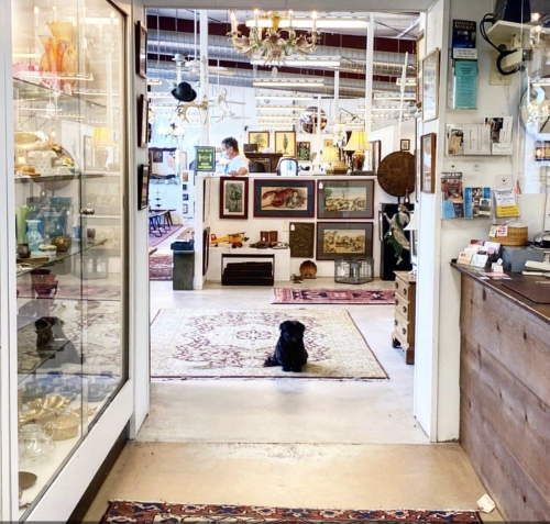 michelle's antiques