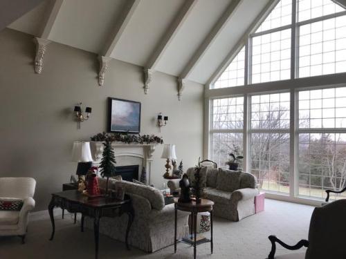 Judy's lightfilled room