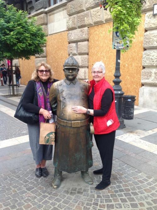 Jean in Poland