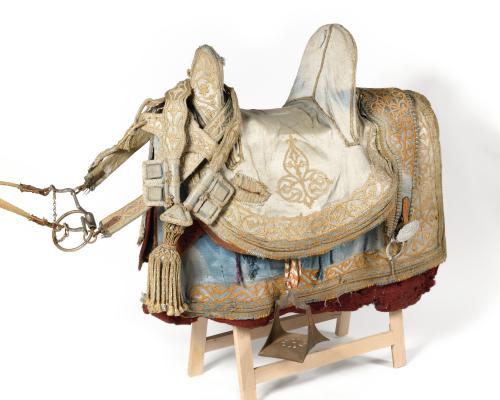 1700s saddle
