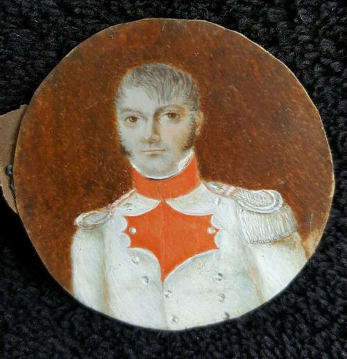 Miniature Portrait  x